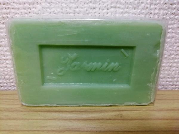 ダイソー マルセイユ石鹸 ジャスミン