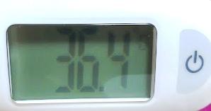 タニタ 早い 体温計